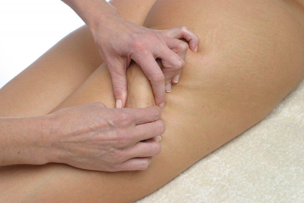 massage manuel anti cellulite