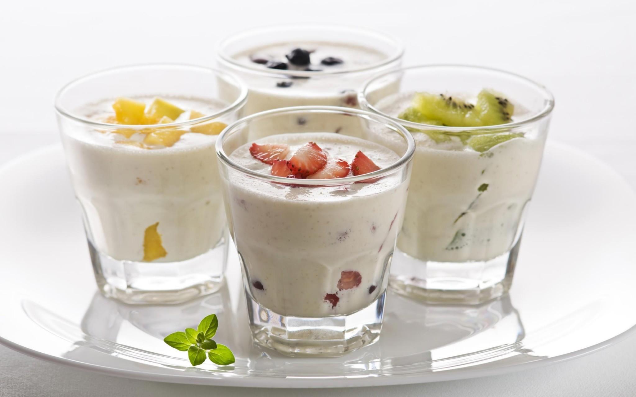 yaourt fruits
