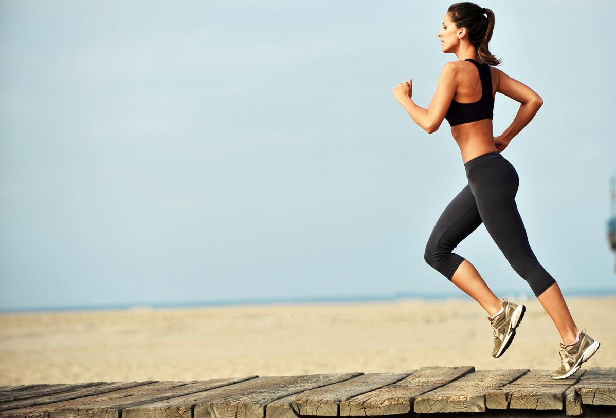 correr para quemar grasa abdominal