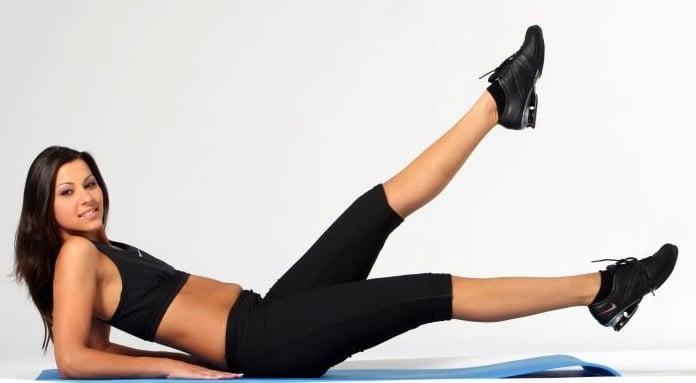 Resultado de imagen para abdominales ejercicio