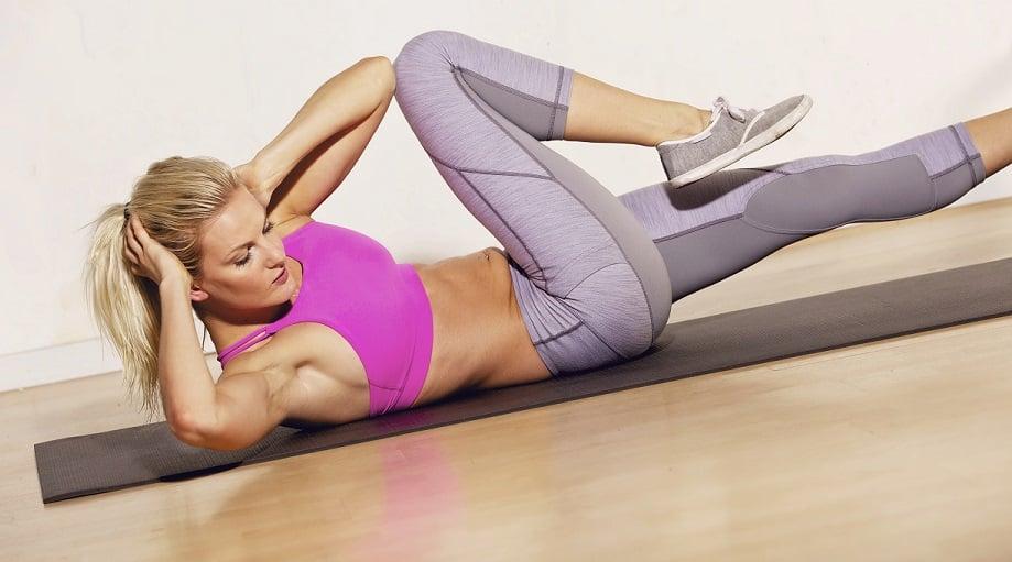 ejercicios de musculos oblicuos