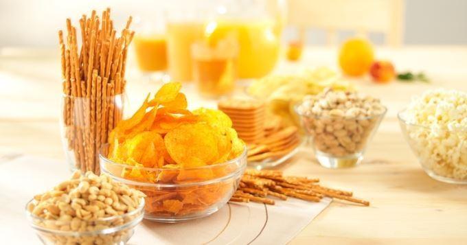 gressins aliments qui font grossir
