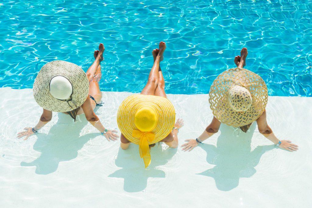 Exercice de sport dans la piscine interalap4 for Apprendre a plonger dans la piscine
