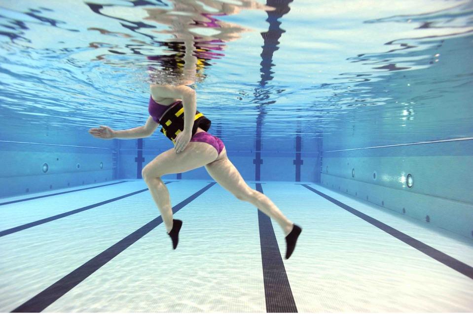 aquajogging pour maigrir
