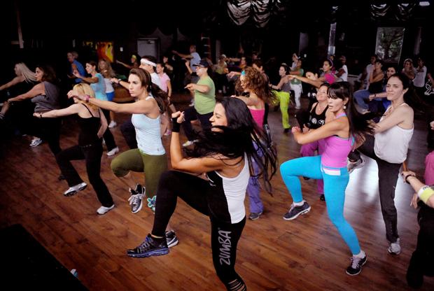 El baile como ejercicio para bajar de peso