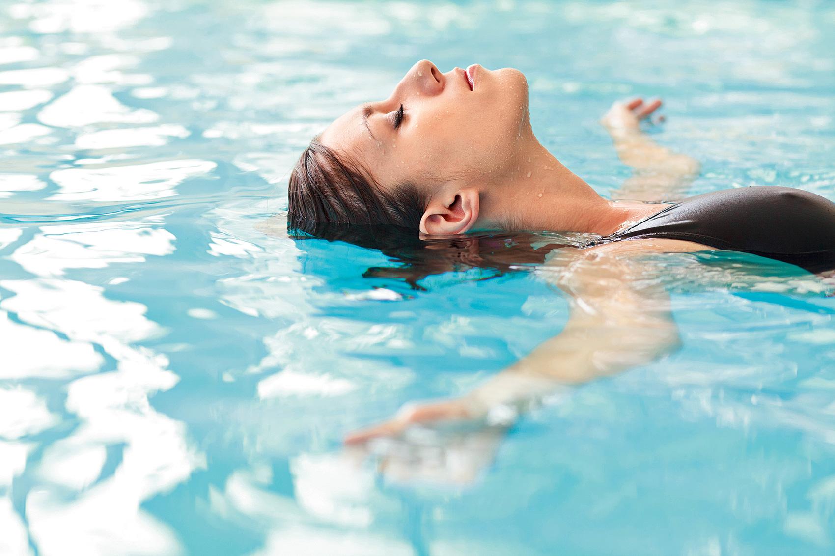 Luxe piscine pour mincir piscine for Sport en piscine pour maigrir