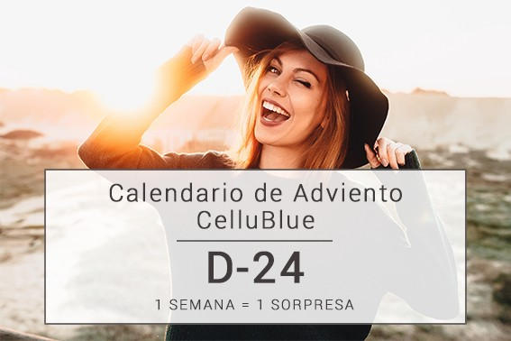 Semana 1 - Calendario de Adviento - CelluBlue