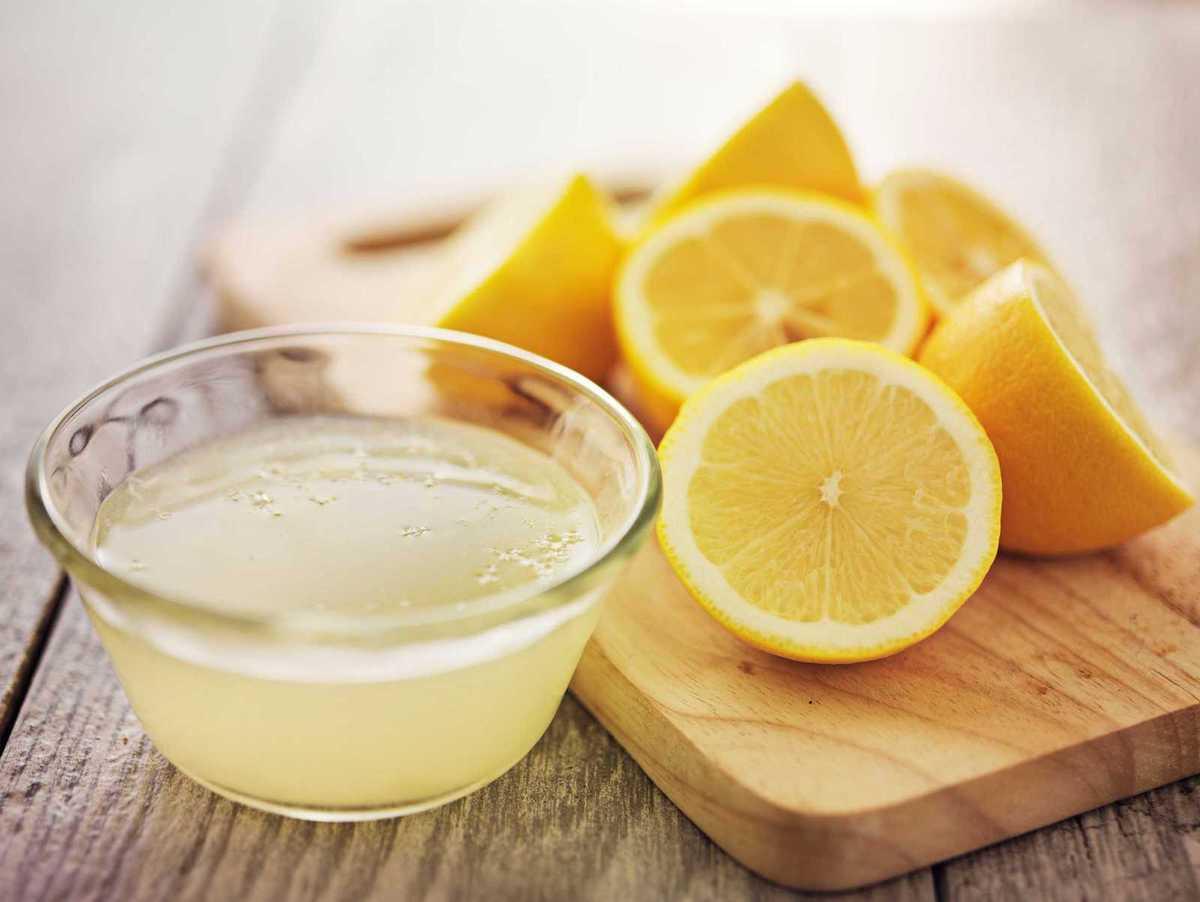 citron ingrédient routine visage