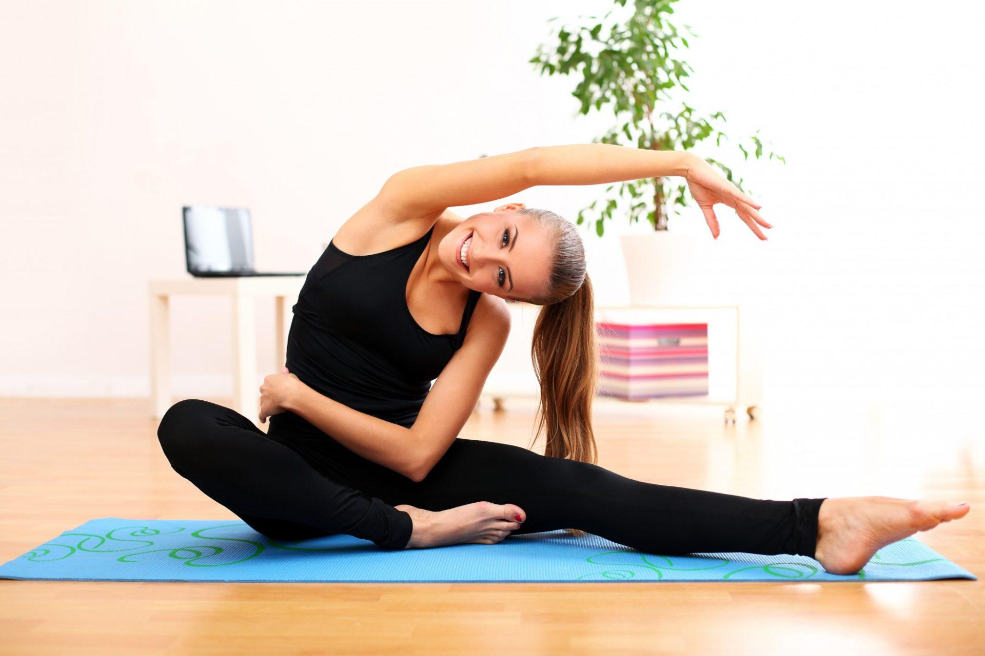 La yoga ayuda adelgazar muslos