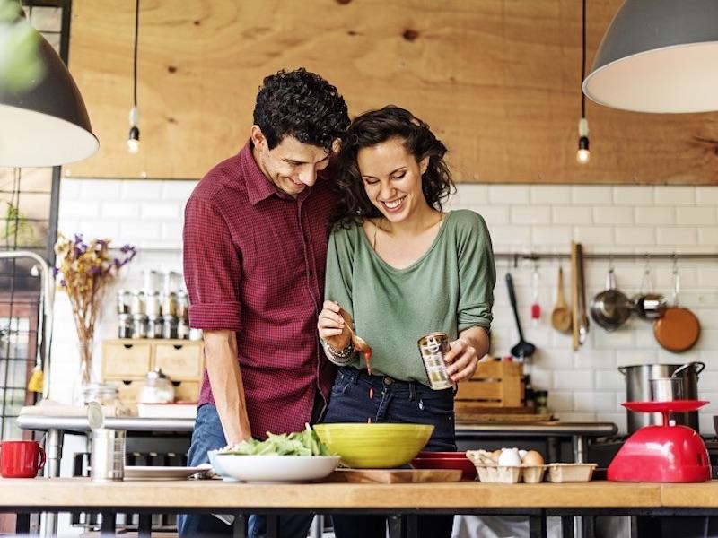 Saint valentin un repas 100 healthy en amoureux cellublue - Coach cuisine a domicile ...