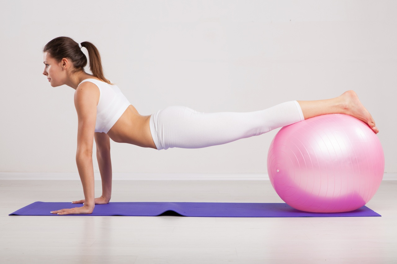 Bien-aimé Top 3 des exercices avec un ballon de fitness ! - CelluBlue BG05