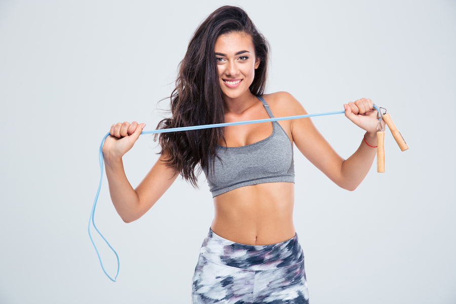 Saltar cuerda sirve para adelgazar