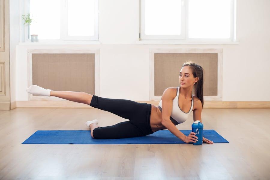 Assez Le top 5 des exercices pour perdre des cuisses (Partie 1/2  MT81