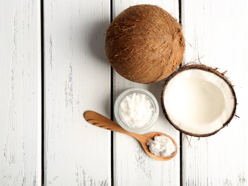 aliments qui font grossir noix de coco