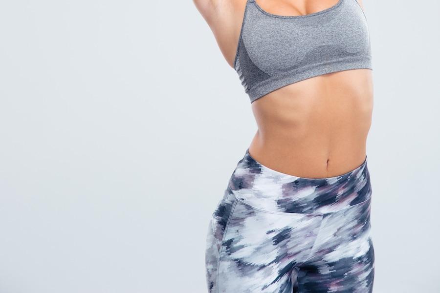Top Ventre plat : l'exercice à faire tous les jours ! - CelluBlue GC33