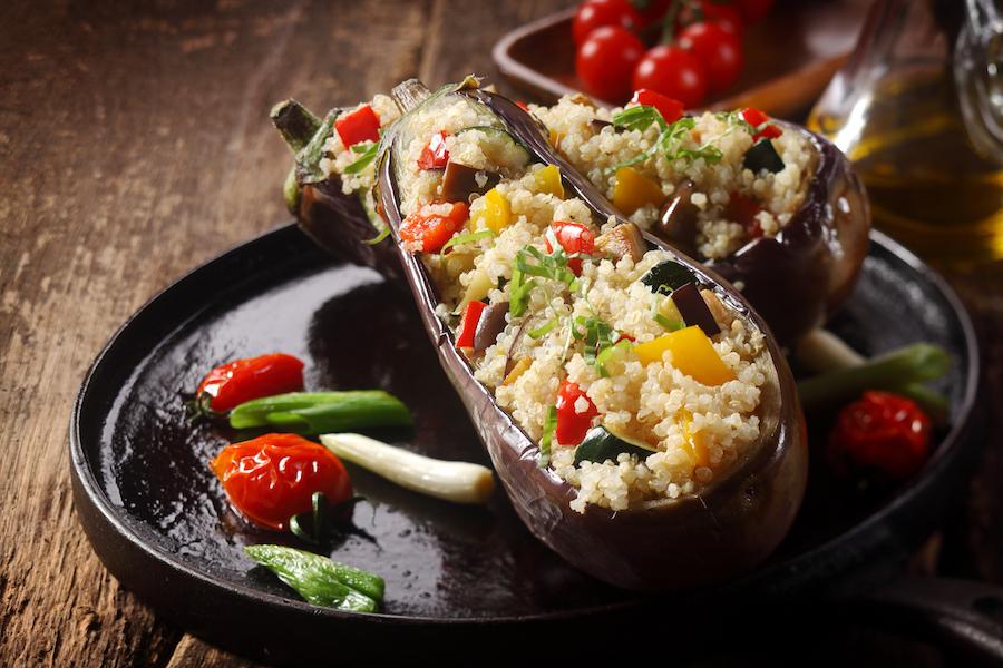 Quinoa quelles sont les bonnes raisons d 39 en manger - Salade a couper qui repousse ...
