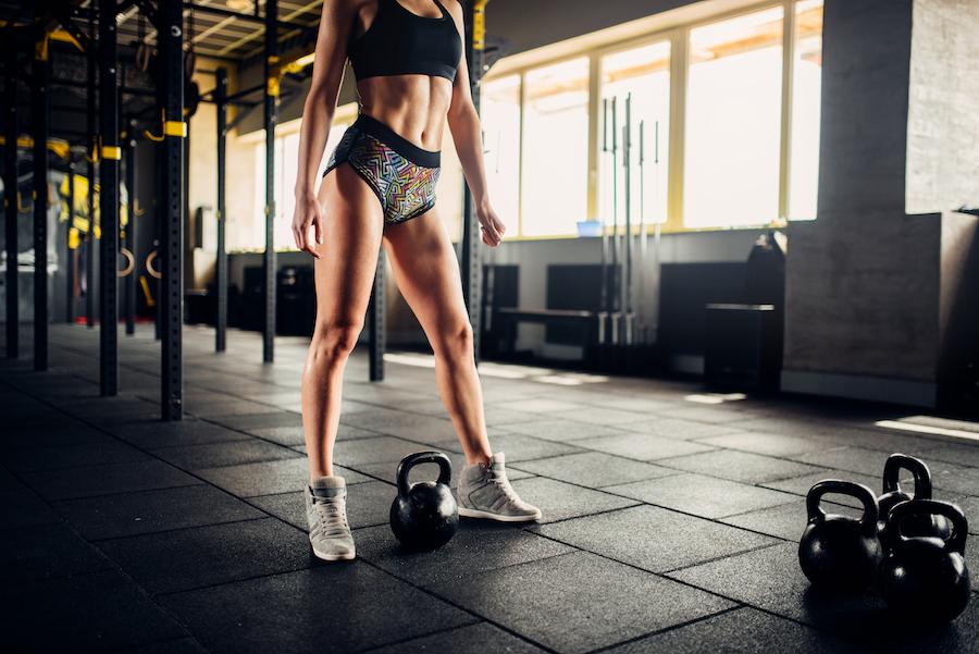 reducir la grasa de las caderas