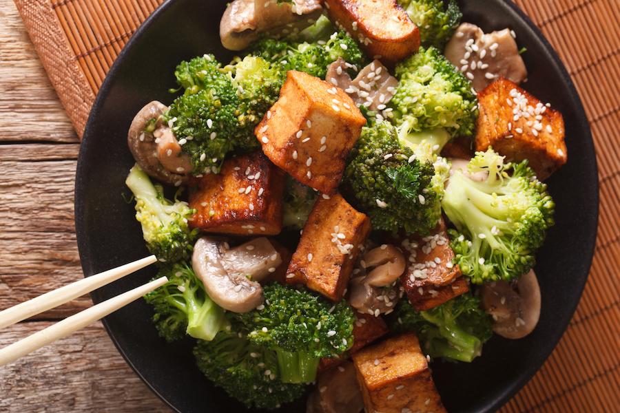 Comment faire pour cuisiner et aimer le tofu cellublue - Comment cuisiner les germes de soja frais ...