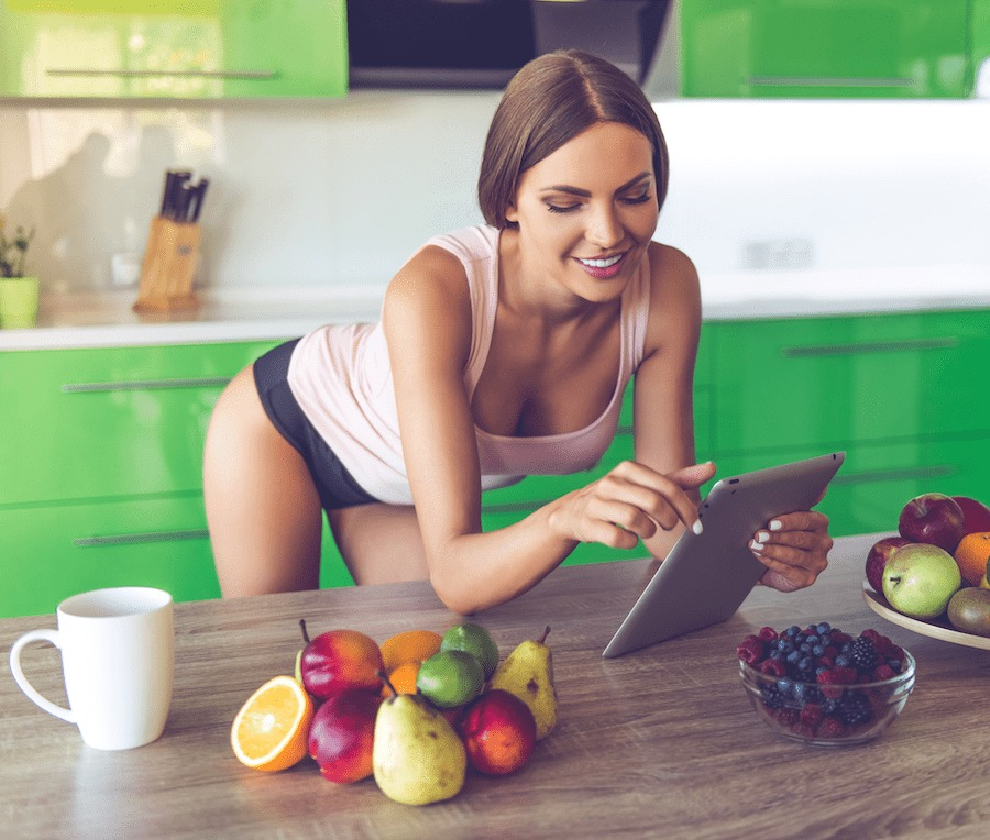 Dieta anti celulitis y flacidez del abdomen