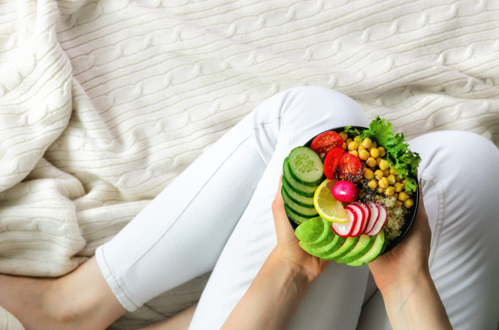 alimentation cellulite fibreuse