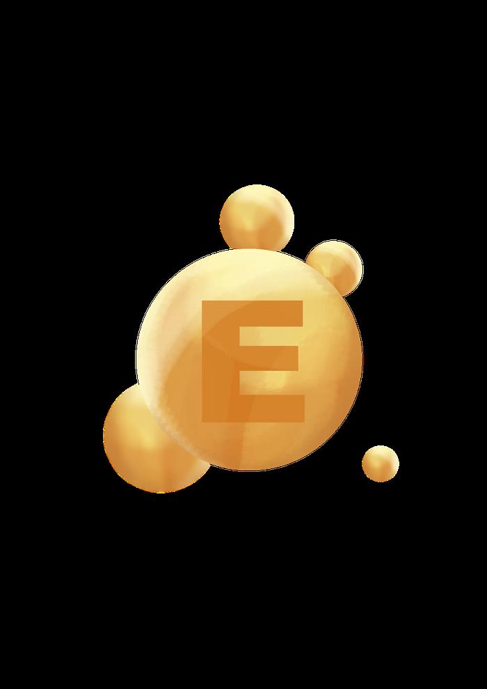 principe actif de la vitamine E